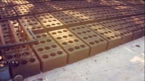 Сушка блоков