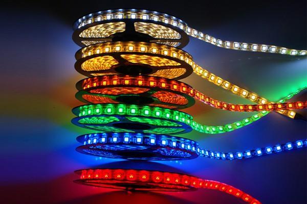 Виды светодиодных лент