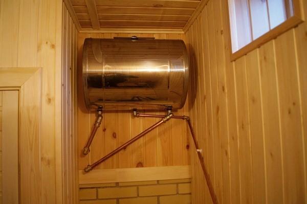 Теплообменник и выносной бак в бане Кожухотрубный испаритель ONDA LSE 518 Рязань