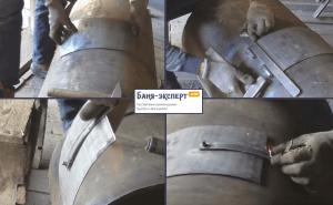 Изготовление и установка дверцы