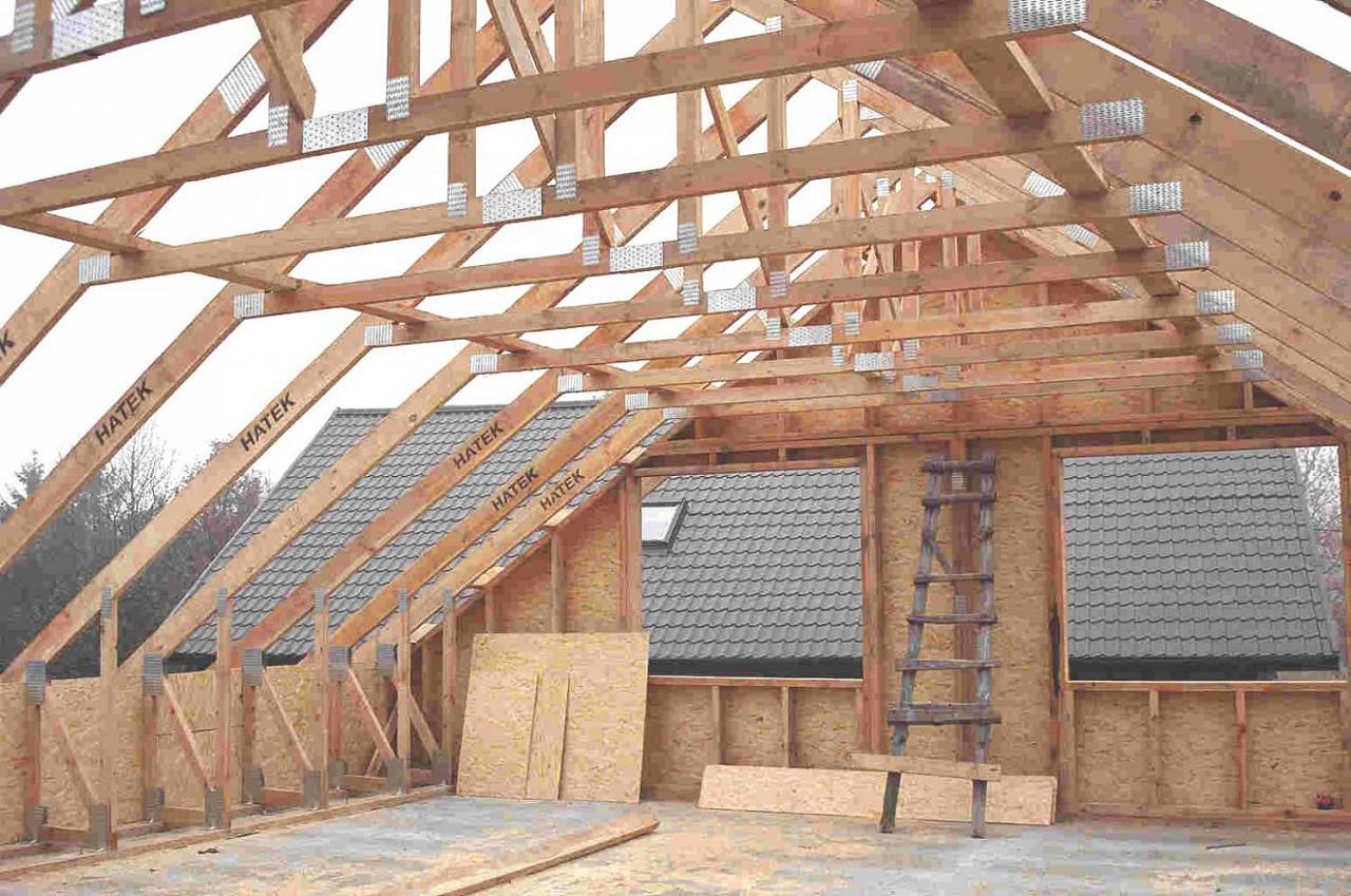 Крыша мансарда своими руками фото 446