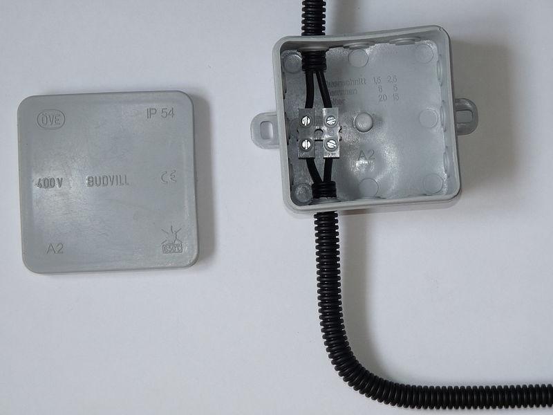 Монтажная коробка IP54