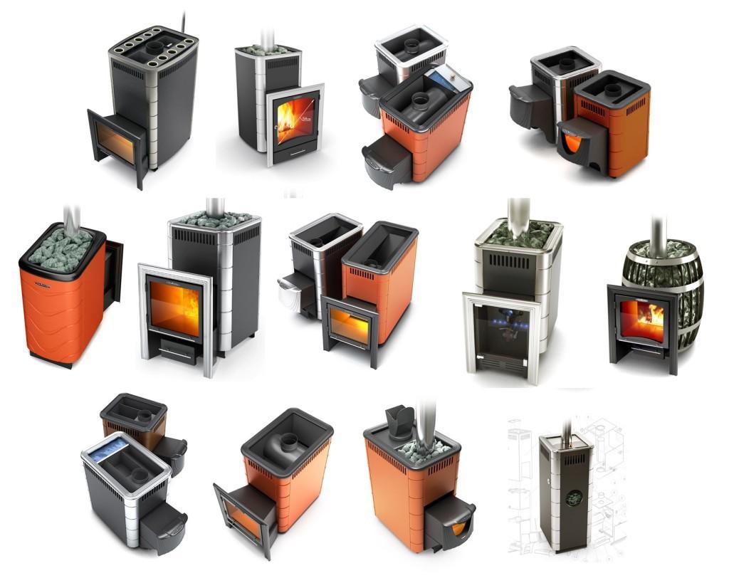 Под маркой Термофор сегодня выпускается более десятка различных моделей