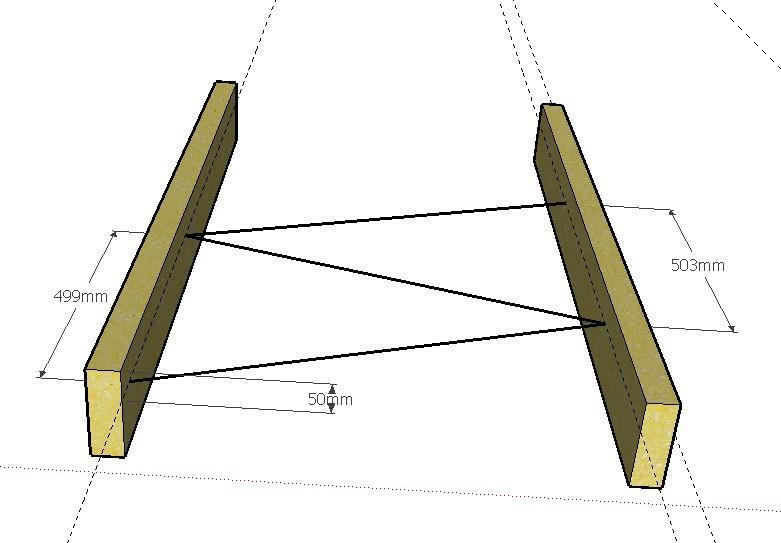 Схема крепления шнурки
