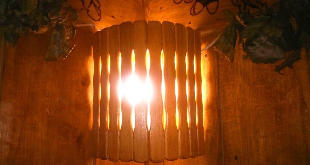 Светильник стационарной установки