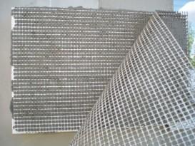 Монтаж армирующей сетки