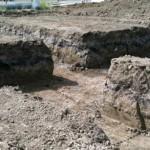 Уменьшение несущей способности почвы