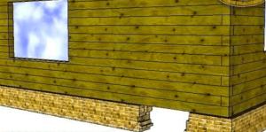 Подготовка места для установки домкрата