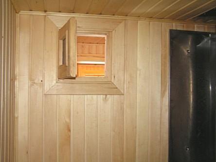 Вениляционное окно квадратной формы