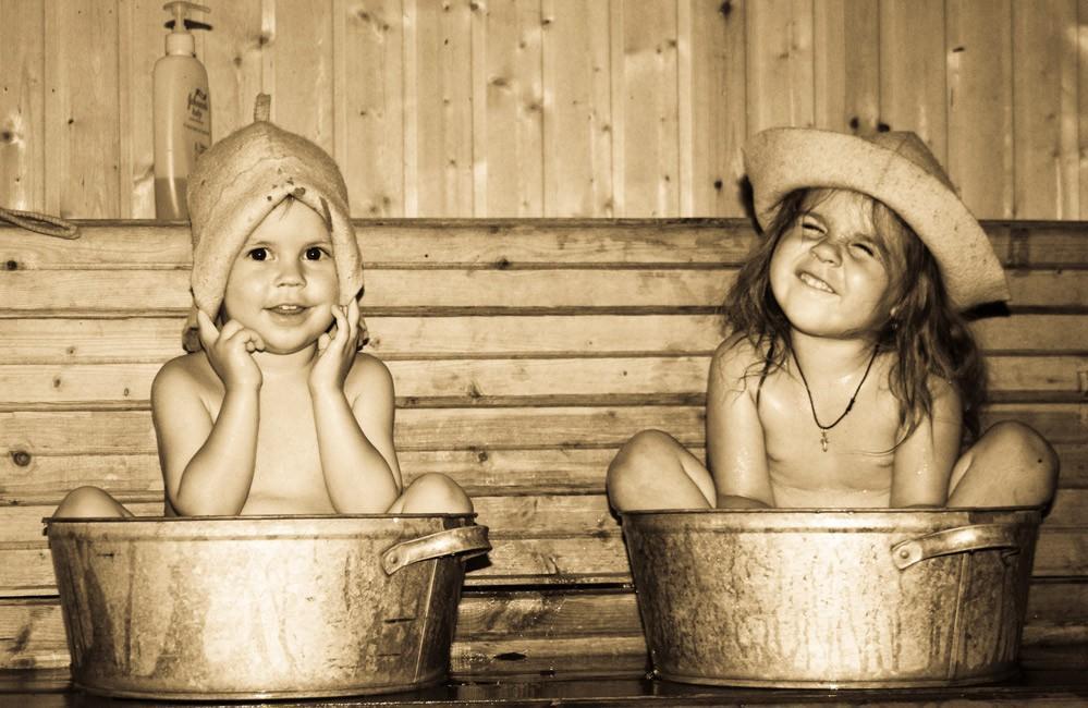 Водоснабжение в бане - это удобно