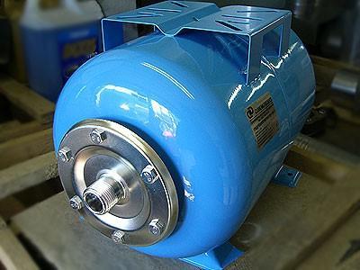 Гидроаккумулятор горизонтального типа