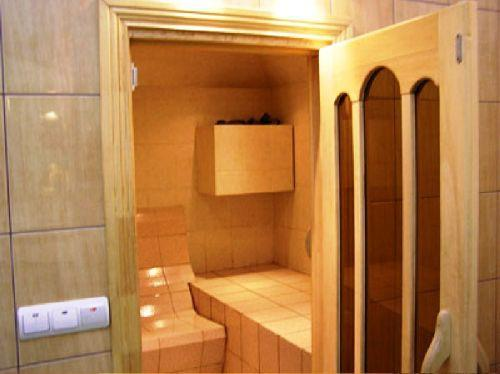 Для бани маслова не нужно большого помещения