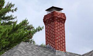 Как построить дымоход из кирпича