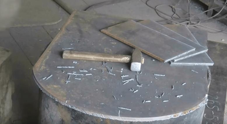 Заготовки для печных дверец