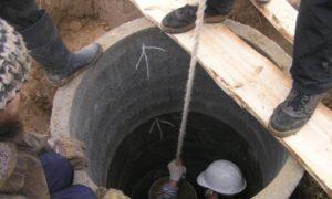 Как вырыть колодец для водоснабжения