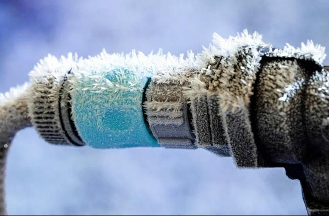На зиму летний водопровод обязательно демонтируется