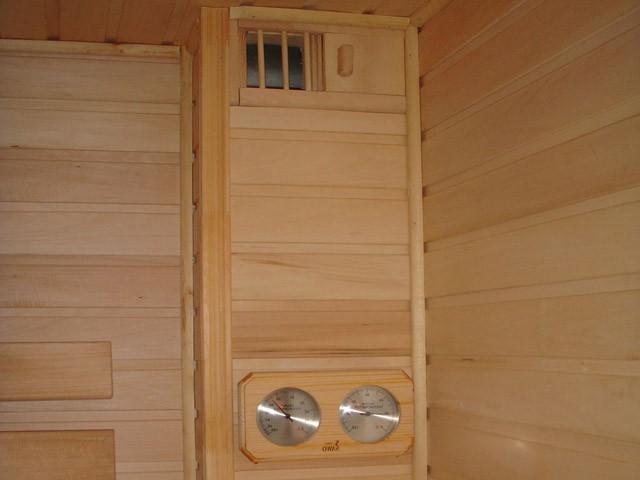 Организуем вентиляцию в русской бане