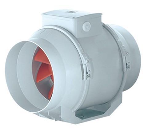 Осевой вентилятор в защитном корпусе