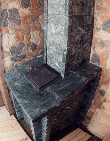 Печь Егерь
