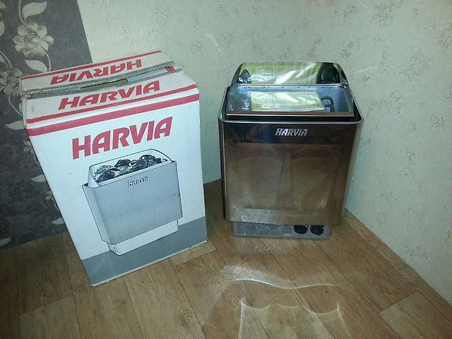 Печь для сауны Harvia KIP-60