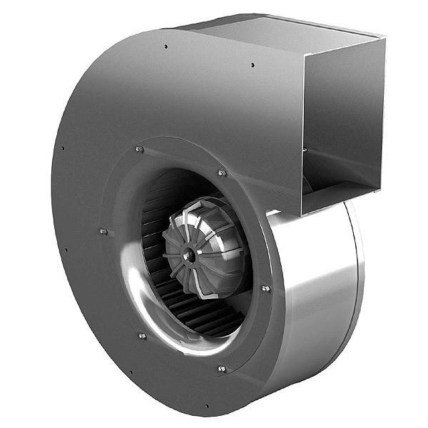 Радиальный бытовой вентилятор