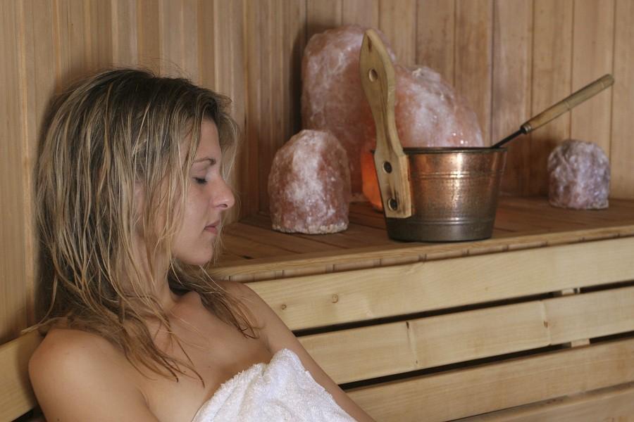 Сауна полезна для кожи