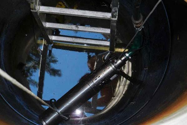 Следите за герметичностью соединений, чтобы не произошел подсос воздухом и насос не вышел из строя