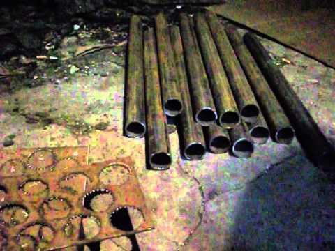 Толстостенные трубы