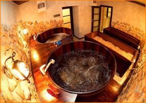 Фото японской бани