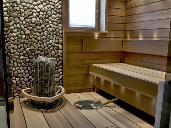 Электрическая печь для бани Harvia Kivi