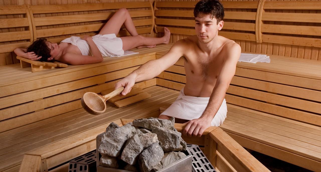 Электрические каменки имеют несколько режимов работы