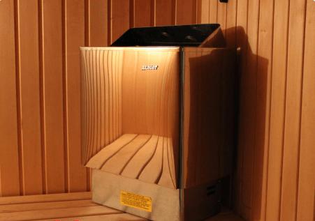 Электрокаменка ЭКМ 1-6 кВт LUX Делсот