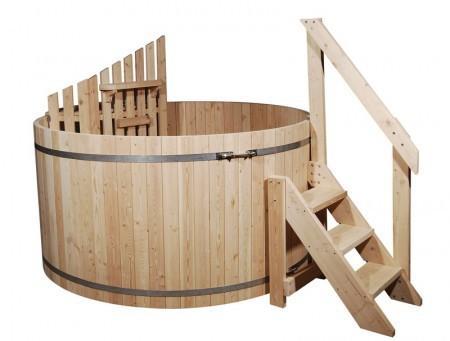 Японская баня фурако 6-8 местная d=2200 mm