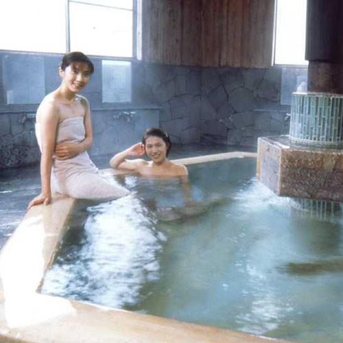 Японская общественная баня