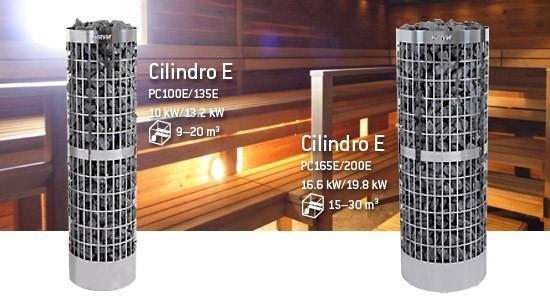 Cilindro PC100E/135E