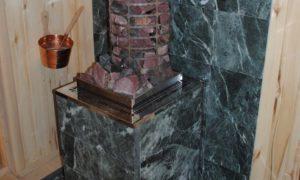 Печь для бани Чародейка