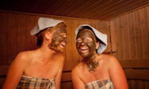 Маски для лица и тела - лучший эффект в сауне