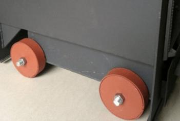 Колесики для транспортировки