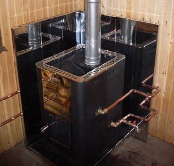 Harvia 20 (Boiler и SL Boiler)