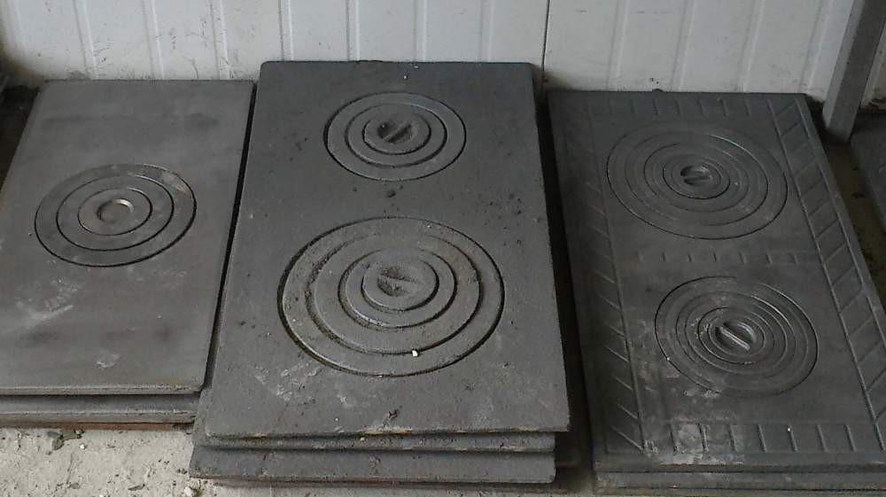 Чугунные плиты