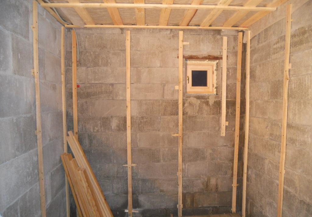 баня из блоков внутренняя отделка
