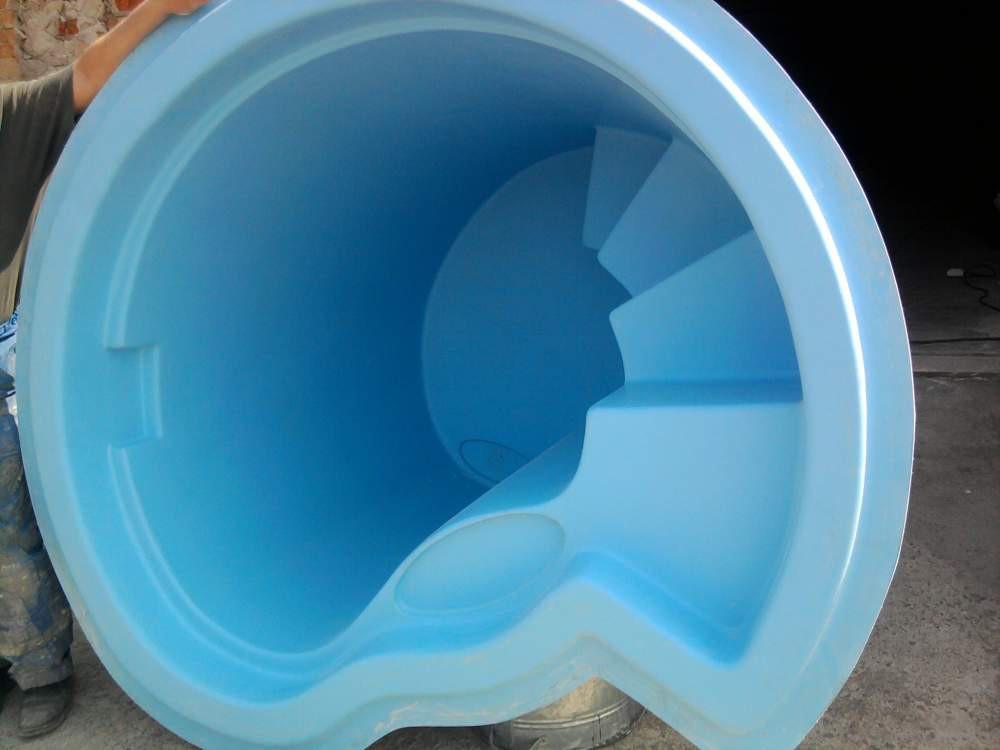 Пластиковая купель для бани