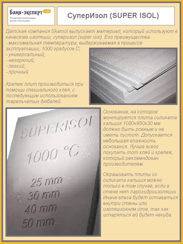 СуперИзол (SUPER ISOL)