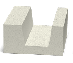 П-образные блоки