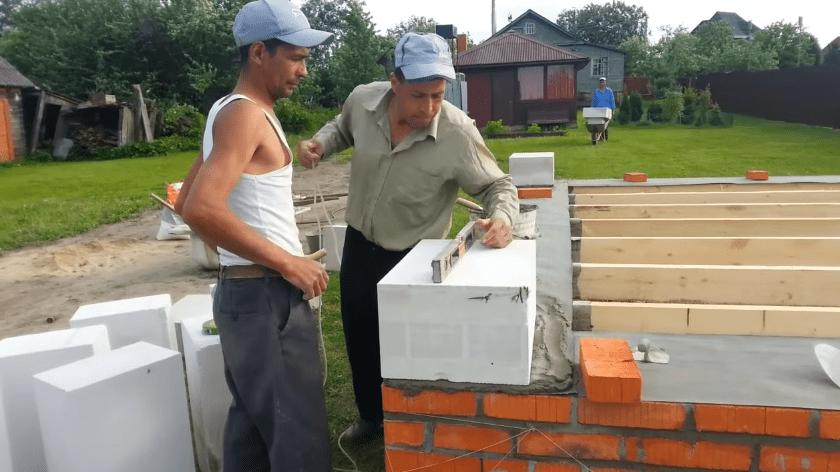 Проверка положения блоков