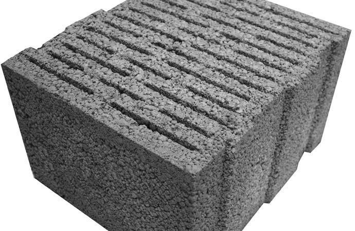 Калиброванный блок керамзитобетонный
