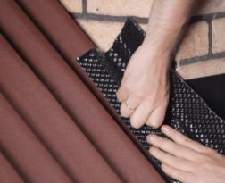Самоклеящаяся лента для герметизации примыканий