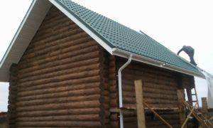Как правильно установить водостоки на крыше