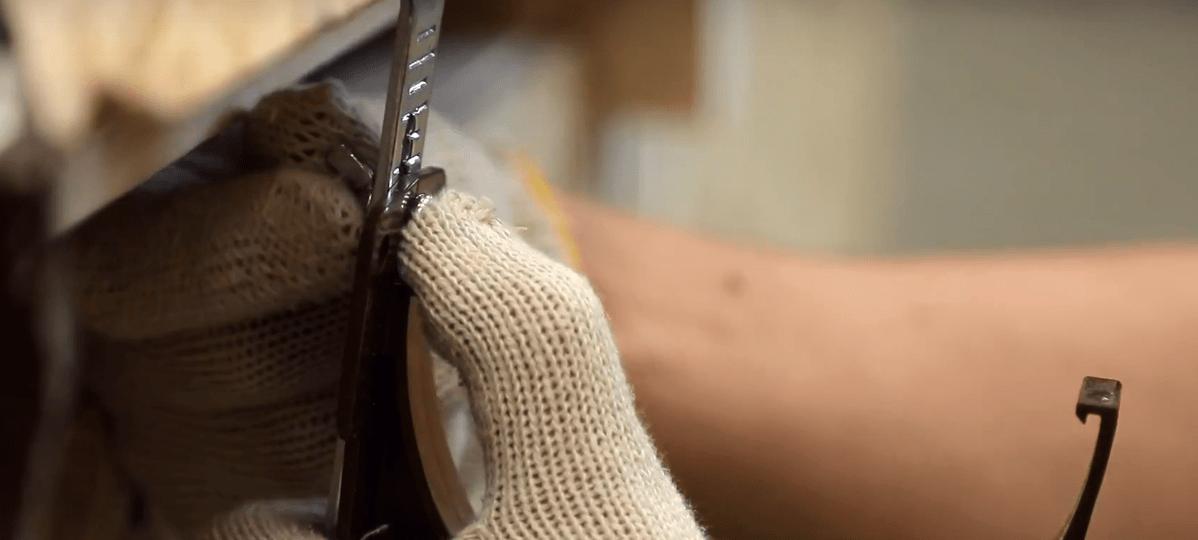 Крепление крюка к удлинителю