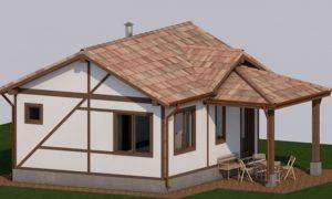 Строительство бани из ЛСТК – новая технология строительства